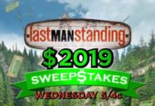 WGN America Last Man Standing Sweepstakes 2019