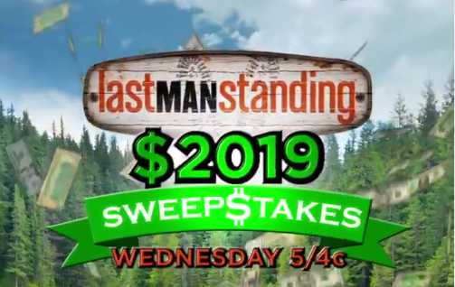 WGN America Last Man Standing Sweepstakes 2019