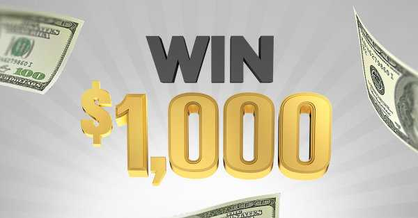 iHeart Radio $1000 Giveaway 2019: Win Every Hour (480 Winners)