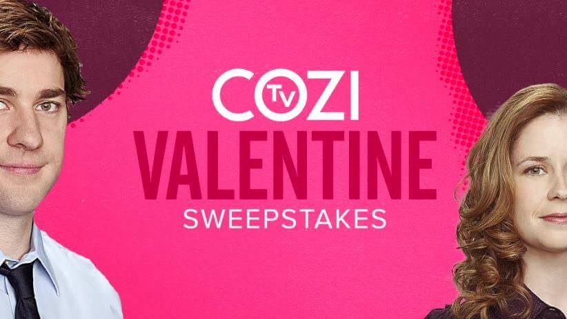 COZI TV Valentine Sweepstakes