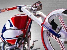 Discovery Channel American Chopper Bike Giveaway