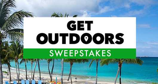 History Channel Get Outdoors Sweepstakes