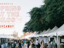 Magnolia Spring At The Silos Giveaway