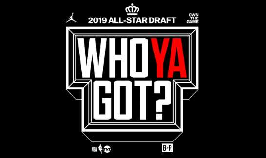 NBA All Star Who Ya Got Sweepstakes