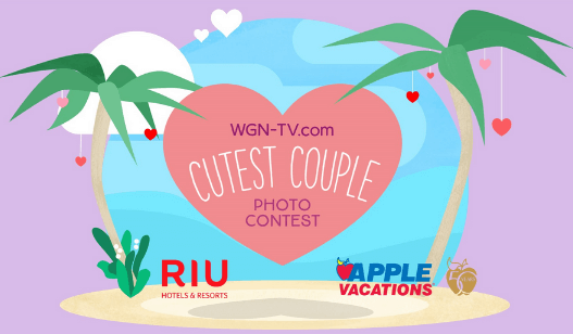 WGN Cutest Couple Contest
