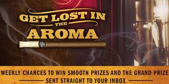 Black and Mild Get Lost In The Aroma Sweepstakes