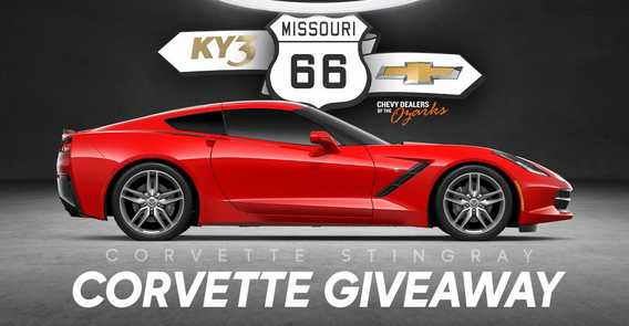 Chevy Dealers Of The Ozarks Corvette Giveaway