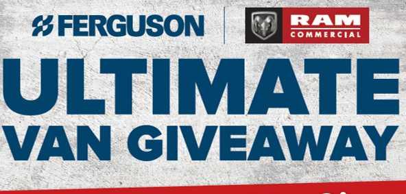 Ferguson Ram Van Giveaway