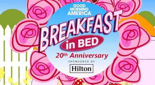 GMA Breakfast in Bed Contest