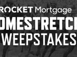 Rocket Mortgage Homestretch Sweepstakes