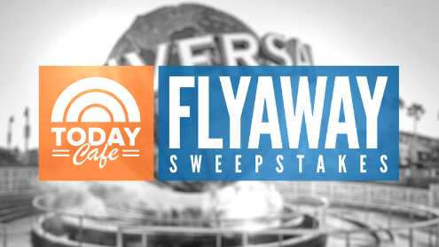 TODAY Cafe Flyaway Sweepstakes