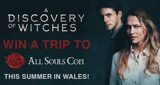 AMC A Discovery of Witches All Souls Sweepstakes