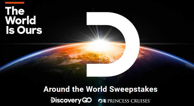 Discovery Channel Around the World Sweepstakes