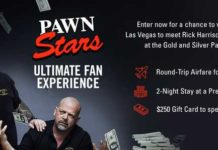 History Channel Pawn Stars Sweepstakes