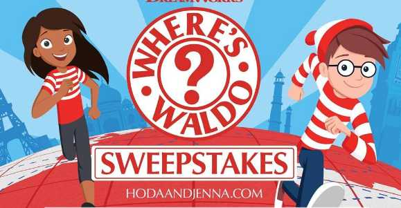 sweepstakes laws and regulations hoda and jenna where s waldo sweepstakes giveaway code word 1114