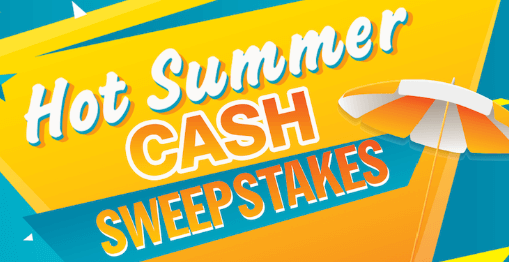 ABC The View Hot Summer Cash Sweepstakes