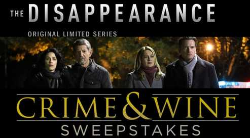 WGN America The Disappearance Sweepstakes 2019