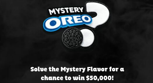 OREO Mystery Flavor Contest 2019 Guesses