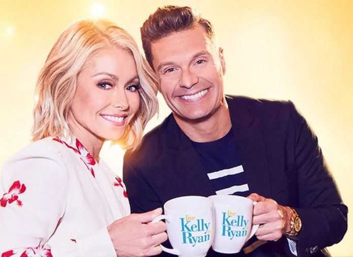 Live With Kelly & Ryan Mug Sweepstakes