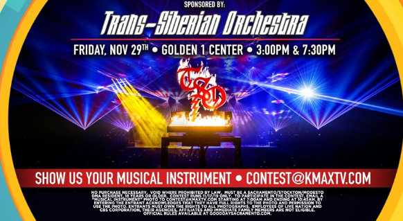 Good Day Sacramento Show Us Your Musical Instrument Photo Contest