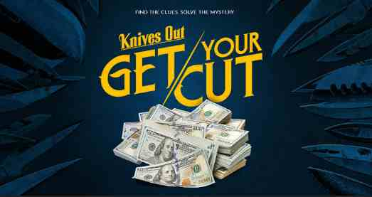 Knives Out Get Your Cut Sweepstakes Clues Answers