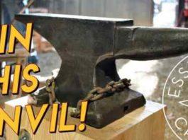 Anvil Giveaway