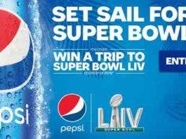 Pepsi Super Bowl LIV Sweepstakes