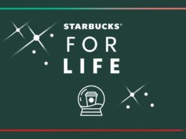 Starbucks For Life 2020 Holiday Edition Game Sweepstakes