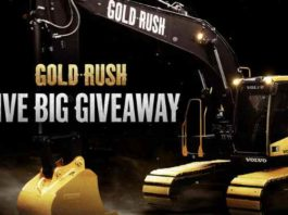 Discover Gold Rush Give Big Giveaway