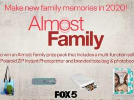 FOX 5 Atlanta Almost Family Giveaway