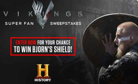 History Channel Vikings Sweepstakes