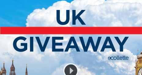 Wheel of Fortune UK Giveaway Sweepstakes