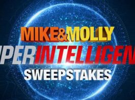 Mike And Molly Superintelligence Sweepstakes Word Of The Day 2020