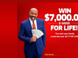 PCH Win $7,000 A Week For Life Sweepstakes 2020