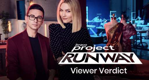 Project Runway Viewer's Verdict Sweepstakes