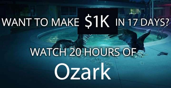 Netflix Ozark Contest