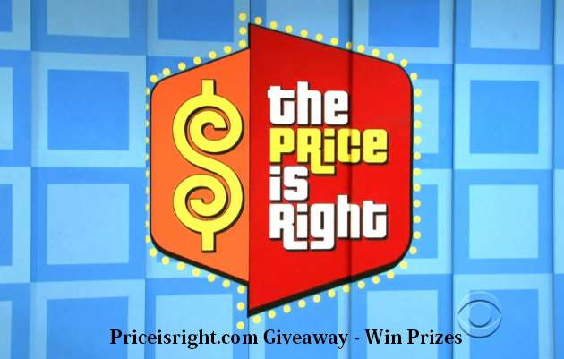 Priceisright.com Giveaway 2021