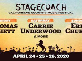 SiriusXM Stagecoach Contest 2020