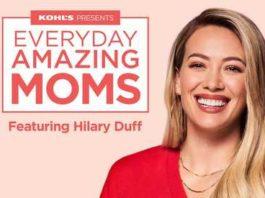 Kohl's Amazing Moms Contest