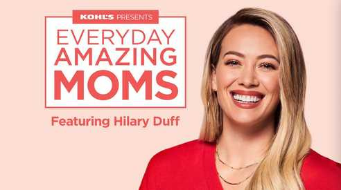 Kohl's Amazing Moms Contest
