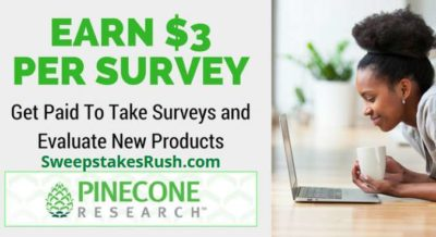 Pinecone Research Surveys