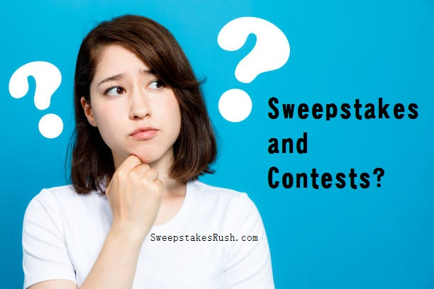 What is the Difference Between Sweepstakes and Contests