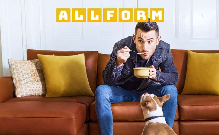 Allform Free Sofa Giveaway
