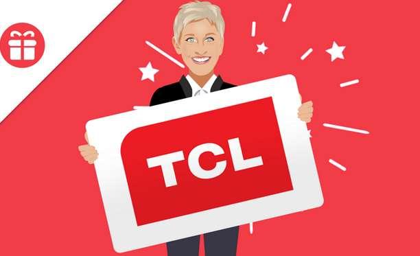 Ellen DeGeneres TV Giveaway