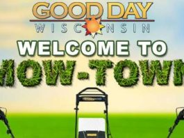 Fox 11 Good Day Wisconsin Welcome to Mow-Town Contest Giveaway 2020