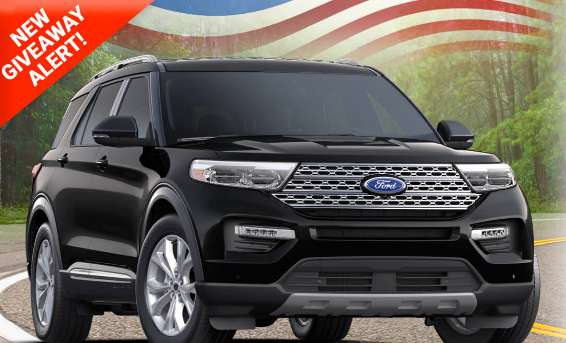 PCH Ford Explorer Giveaway 2020