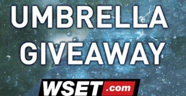 WSET Umbrella Giveaway 2021