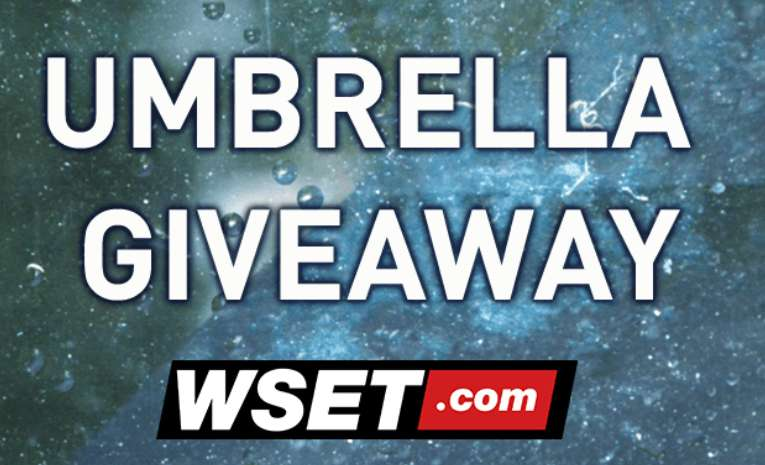 WSET Umbrella Giveaway 2020