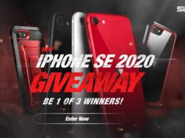 iPhone SE Giveaway 2020