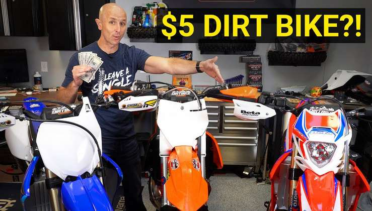Dirt Bike Channel Giveaway 2020